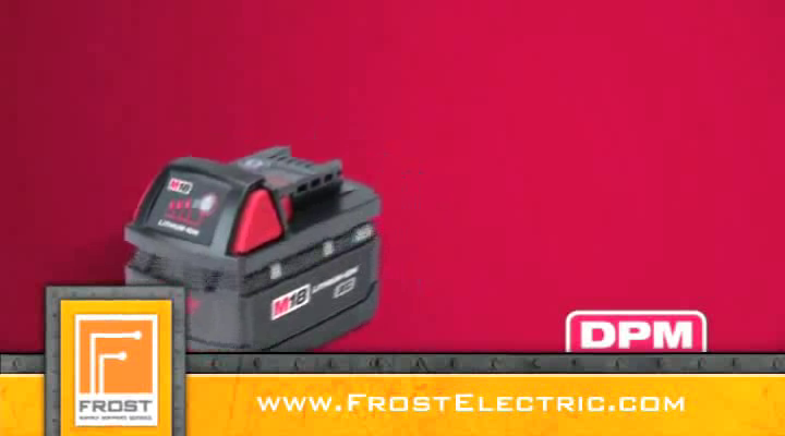Milwaukee M18 XC High Capacity Lithium Ion Battery